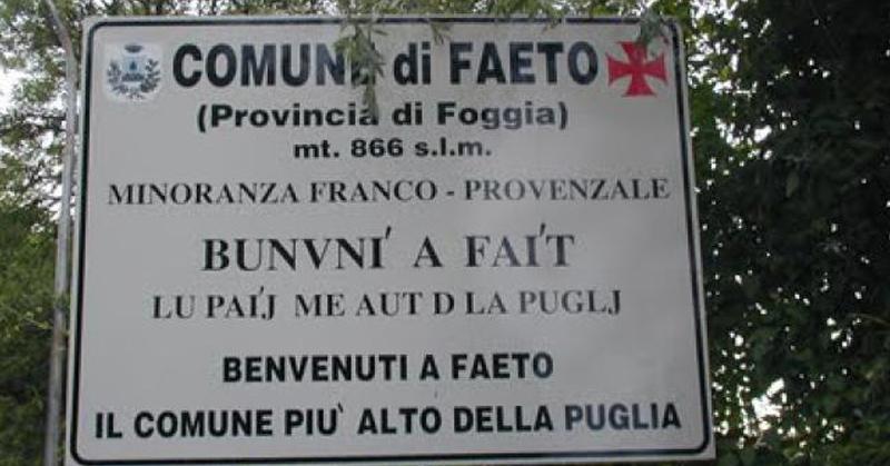 L'Italia è un arcipelago di lingue
