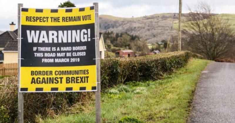 L'Irlanda tra confini politici e spazi incontaminati