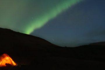 Credit: Erika De Nadai - Aurora boreale, Islanda