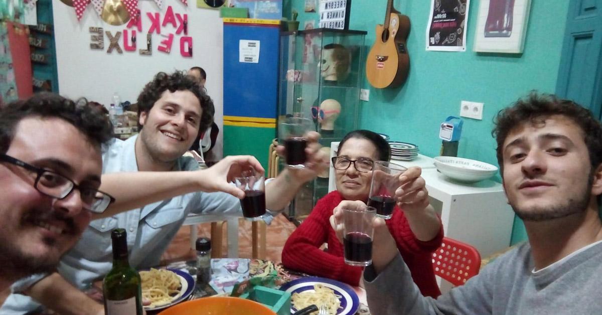 Il Kitsch Hostel di Siviglia