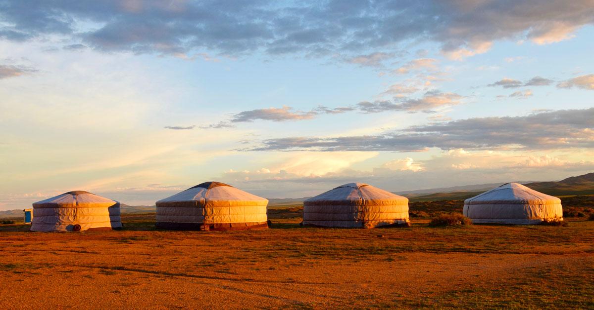 La Ger in Mongolia: simbolo e storia di un popolo millenario