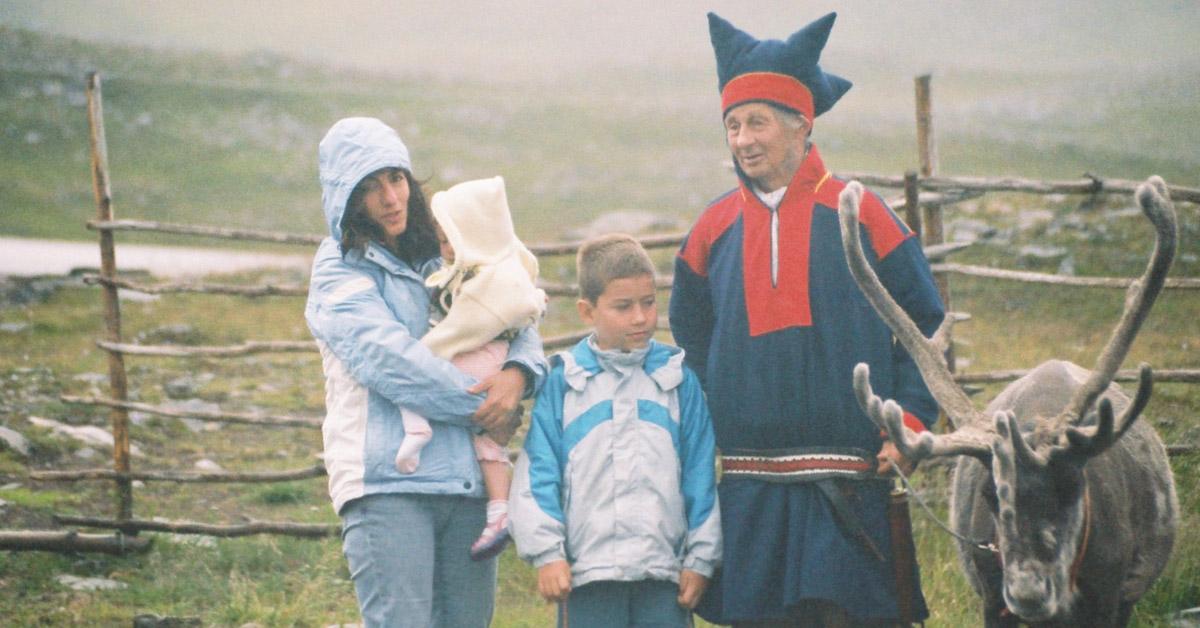 I Sami e le renne
