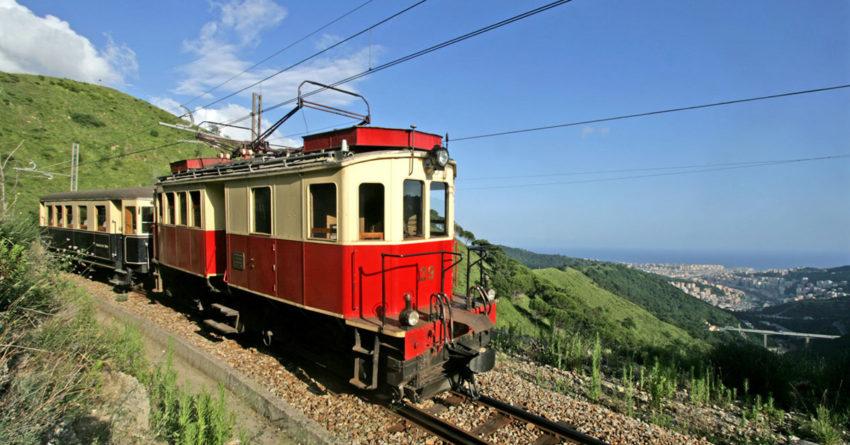 Trenino di casella, foto di P. Gassani