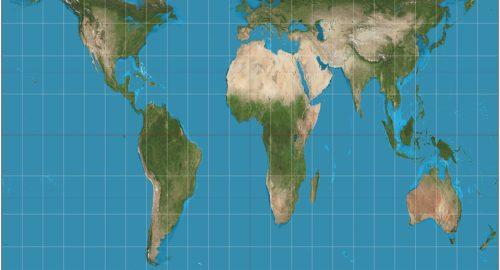 Mercatore, le nostre proiezioni erranti sul mondo