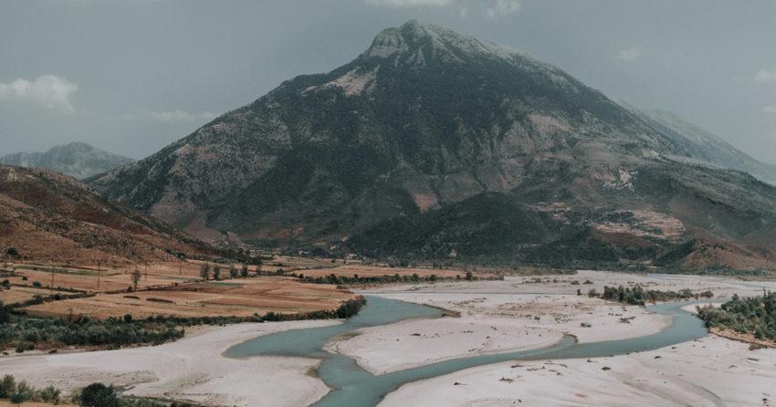 Fiume Vjosa, in Albania - Dellumanoerrare