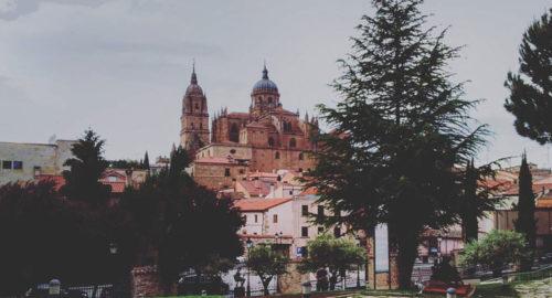 Salamanca. Uno Scrigno Dorato