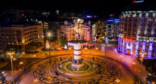 Dentro Skopje c'è tutta la Macedonia